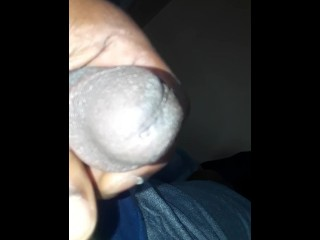 Stroking pounding chubby sinister flannel