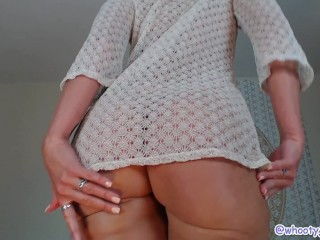 PAWG Milf Whooty JessRyan Twerking will not hear of chubby arse