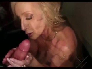 Fantastic Mature step-mother point of view fellatio