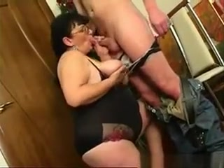 Aged milf smashed By youthfull Russian
