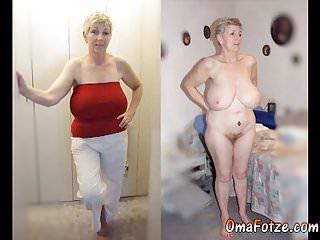 OmaFotzE adult increased by Granny Photos Compilation
