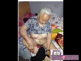 ILoveGrannY excessively ancient Grandma Photos Slideshow