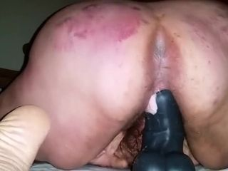 Supersized gigantic glorious dolls cougar home getting off