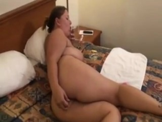 Hot Curvy Cougar Smoking Diddling added to Squirting