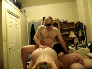 2017-09-22 - sir & fuckmeat have fun with manslut while making porno (fixed)