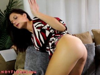 Jaw-dropping Step mommy and sonnie attempt rectal HD Mandy Flores