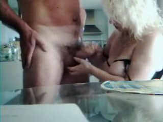 Horny Amateur movie with Blowjob, Grannies scenes