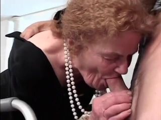 Incredible Homemade clip with Young/Old, Grannies scenes