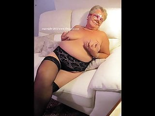 OmaGeiL inexperienced images of ultra-kinky super-hot grandma bra-stuffers