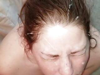 Nicole facial cumshot