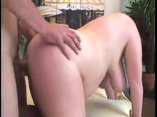 Uncluttered BBW Giving uncluttered Blowjob with the help the brush telling gut