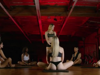 Playboy TV- nude sport, Season #1 Ep. Four