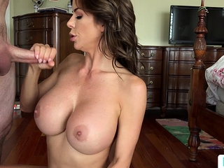Step-mother Alexis Fawx Uses sonnie For fucky-fucky