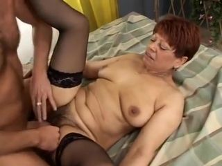 Hottest Amateur video with Redhead, Hairy scenes