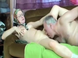 Incredible Amateur clip with Grannies, Cunnilingus scenes