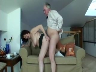 Crazy Amateur video with Hairy, Grannies scenes