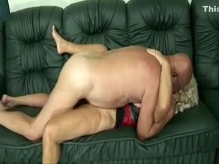 Incredible Amateur movie with Cumshot, Grannies scenes