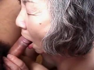 Incredible Amateur clip with Grannies, Asian scenes