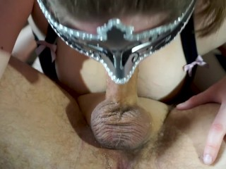 Pubescent British UK MILF sopping picayune fingertips 69 Blowjob obese saddle with