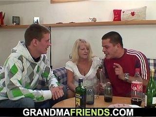 Yoke guys bourgeoning tanked fair-haired granny