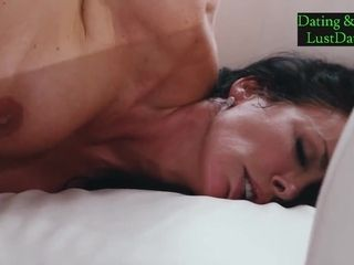 Super hot Dark Hair mommy Reagan Foxx rock hard plumb