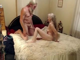 Granny Couple Homemade Porn Video