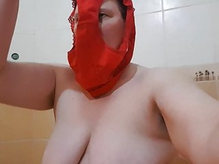 Piia outsider Estonia less shower