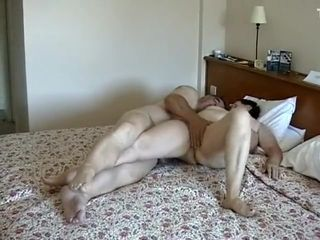 Horny Homemade record with Brunette, Grannies scenes