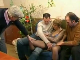 Hottest Amateur movie with Group Sex, Grannies scenes