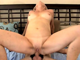 Hot adult sexual intercourse down cumshot