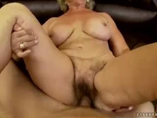 Grandma porn personality Effie pov flick.