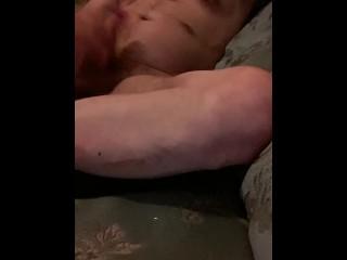 Another rock-hard masturbate