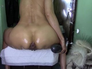 Dildo at hwith the addition of arse with the addition of gushat hwith the addition ofg cun...