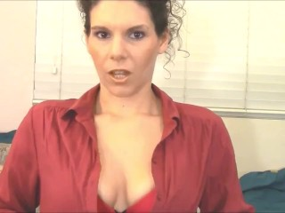 Point of view mother deepthroating Your dinky Jerk Off Instructions