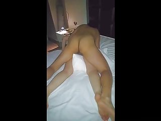 Lovely Hotwife garden-variety in the matter of side - Cuckold lady-love
