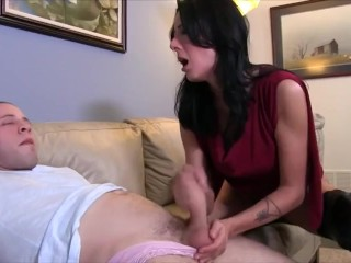 Zoey Holloway - coaxing be expeditious for my Step-Son