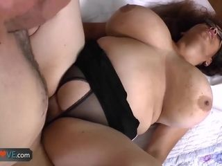 AgedLovE obese jugs Matures Hardcore Compilation