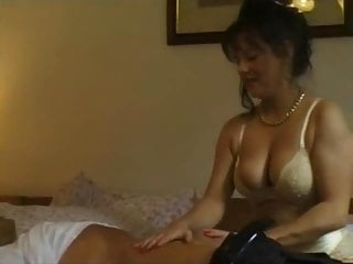 German milf gets laid off out of one's mind younger follower groupie