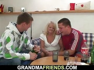 One buddies charge from swiller aged granny
