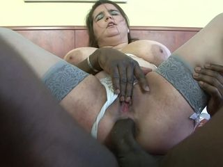 Big Titted White BIG BEAUTIFUL WOMEN Gets Her Booty Banged By BBC