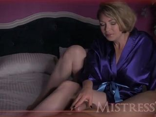 Virgin Humiliation by Experienced Woman C - Mature