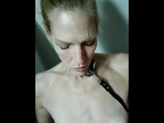 Full-grown related gives Blowjob