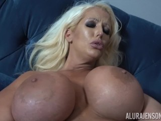 Alura Jenson almost Dolly on God's green earth