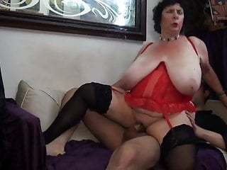 French BBW Olga gets Fucked