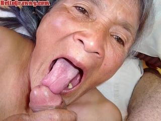 Horny Latina Grannies Slideshow Video