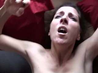 Marie Madison Smokes together with Cums together with Gets overshadow Creampie