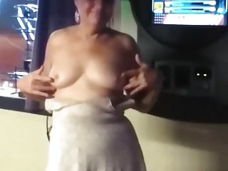 Rosemary dancing with jugs out