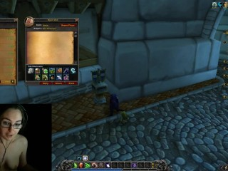 Frolicking World of Warcraft: Day four