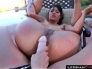 Mommy added to foetus Strapon screwing out of the closet ➨ LesbianCUMS.com