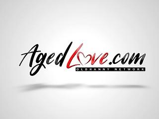 AgedLovE Lacey Starr xxx senior and youthful smash